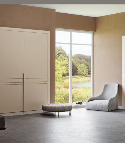 Современные двери  — Модели «Берген» новой серией дверей «LINE»