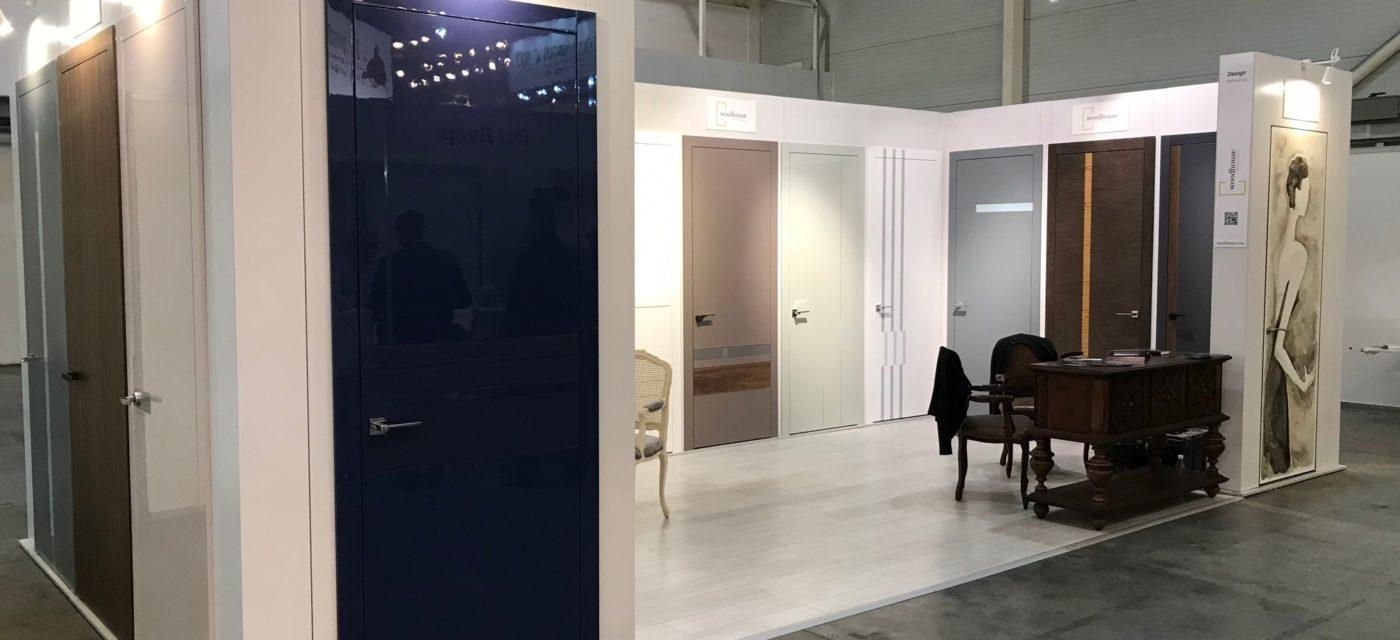 МежкомнатныеДвери WoodHouse на INTERBUILDEXPO 2019