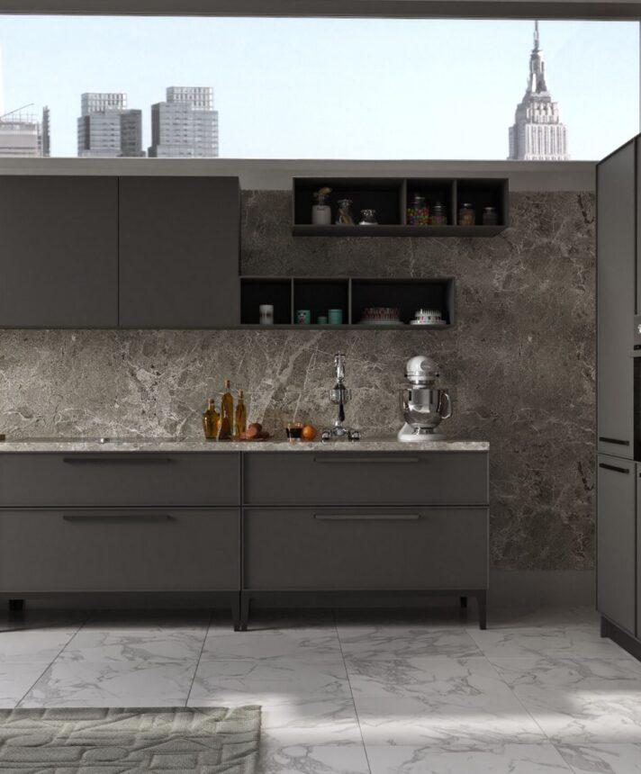 Модель мебели для кухни Чарли